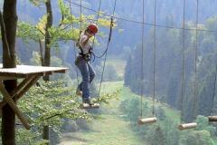 Kletterpark Edersee Sauerland