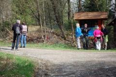 Diverse wandelroutes  Edersee overnachten Sauerland Waldeck
