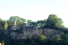 Kampmuhle klooster overnachting Sauerland Edersee Hessen