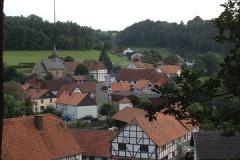 Motorrijden Hessen Edersee overnachten Sauerland