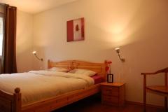 Vakantiewoning Sauerland slaapkamer Edersee