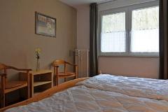 Vakantiewoning Sauerland slaapkamer overnachten Edersee