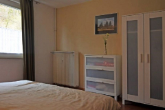 Vakantiewoning Sauerland slaapkamer